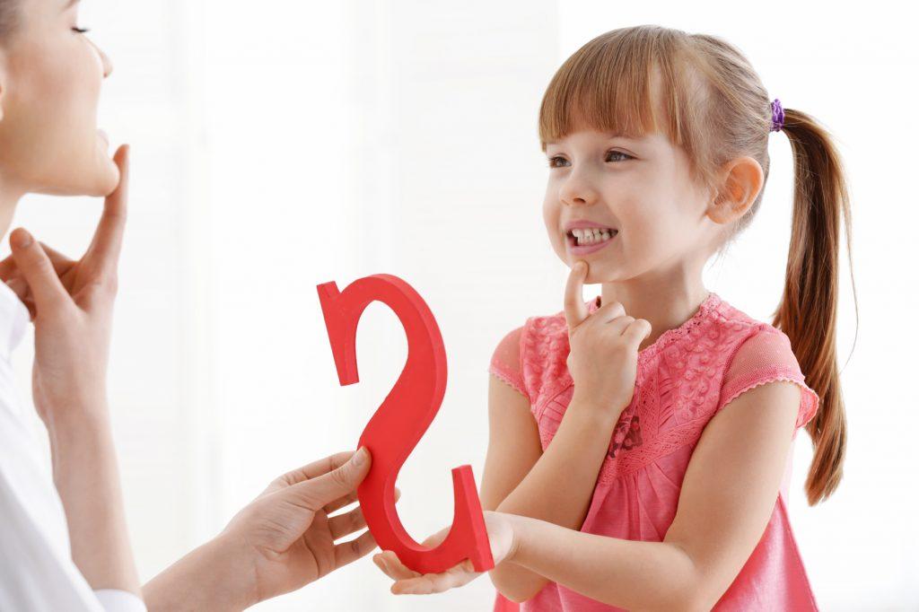 Czy moje dziecko mówi prawidłowo?