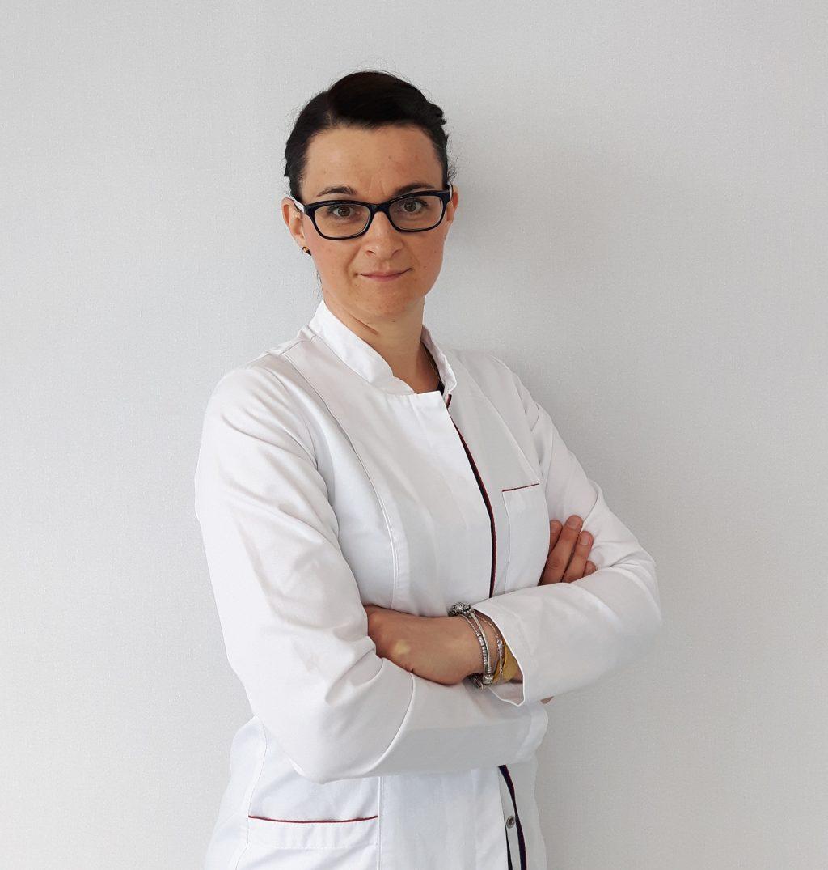 Rozmowa z dr n. med. Dorotą Salamon- Słowińską