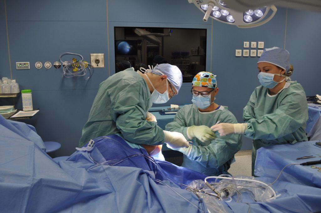 Rekonstrukcja więzadła ACL